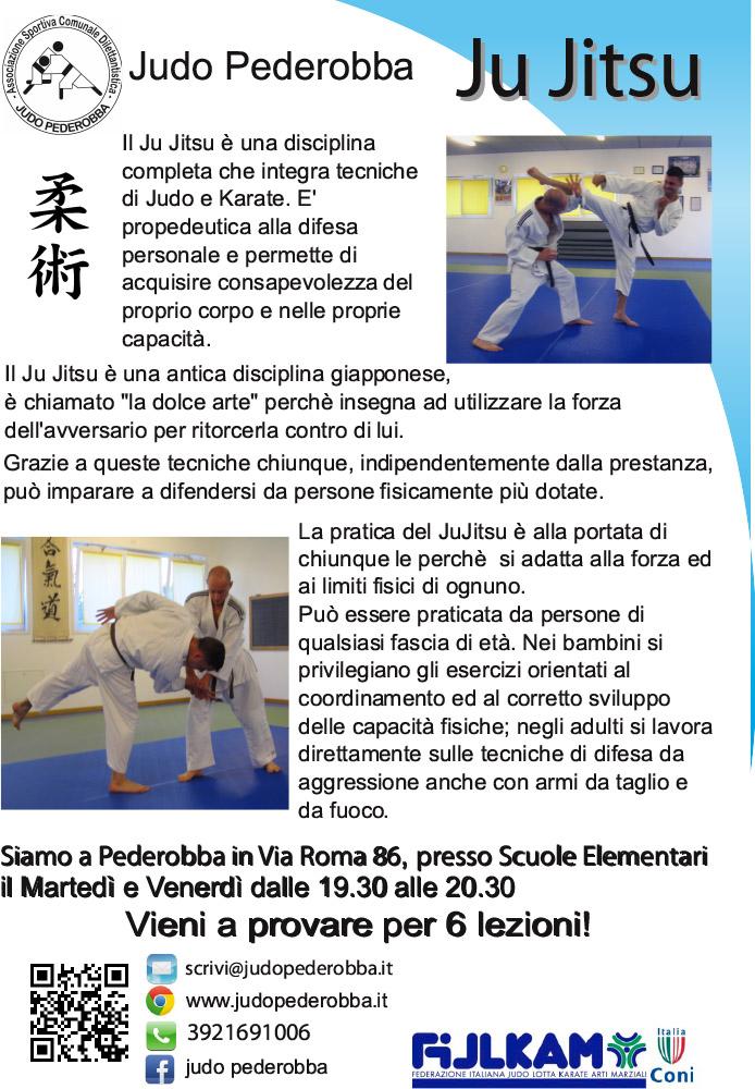 Corsi di Ju Jitsu