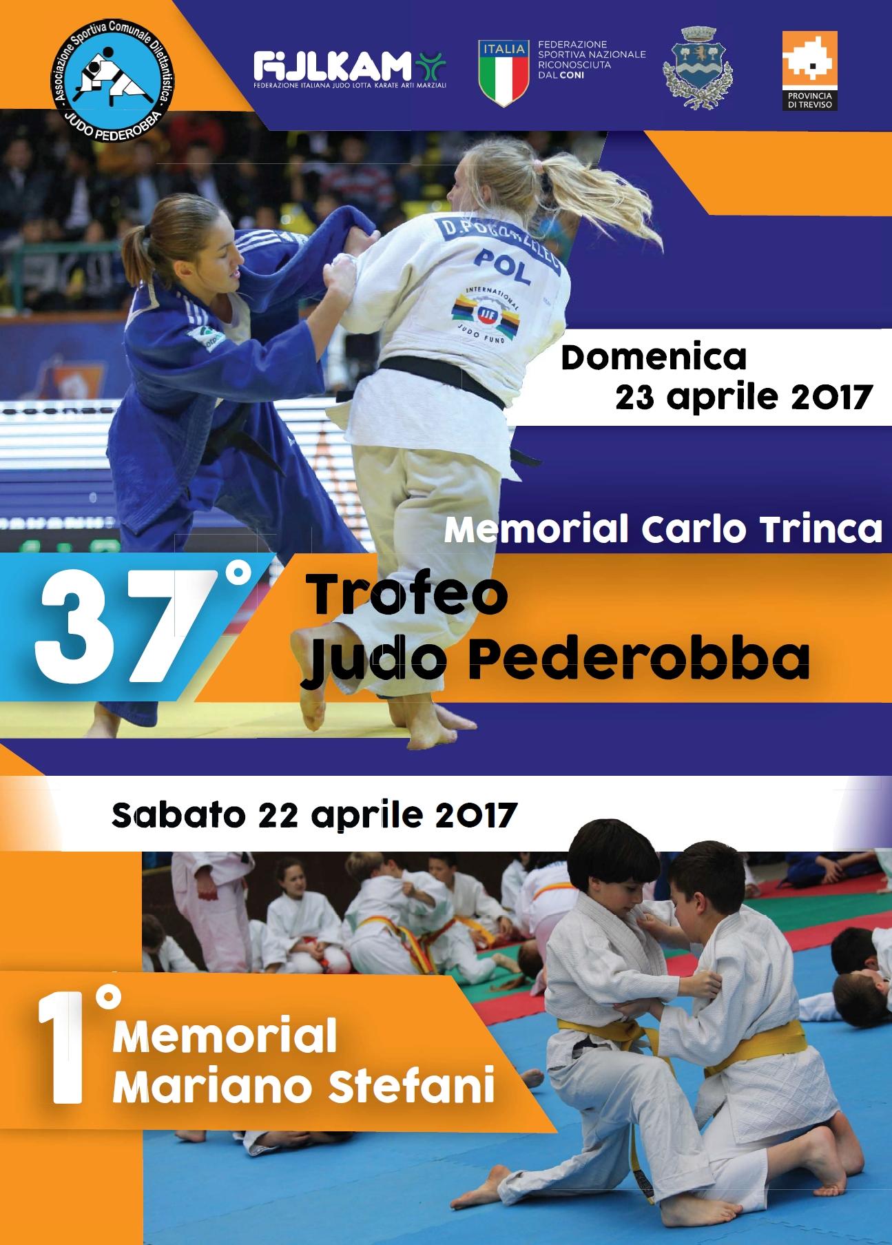 Trofeo Judo Pederobba 2017