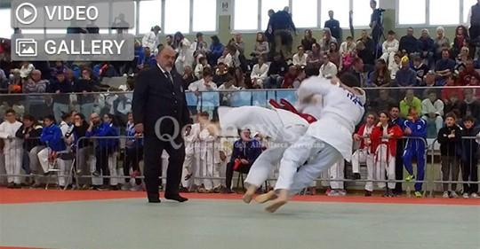 Il Judo del Veneto riunito a Pederobba nel ricordo dei maestri Carlo Trinca e Mariano Stefani